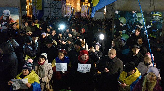 Последствия Майдана: Управляемый хаос в центре Европы