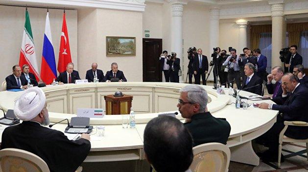 Путин предложил создать долгосрочную программу восстановления Сирии