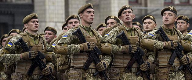 Украинским военным запретили праздновать юбилеи своих воинских частей