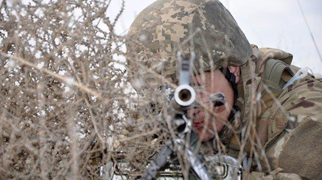 Украинские военные совершили рейд в тыл ДНР