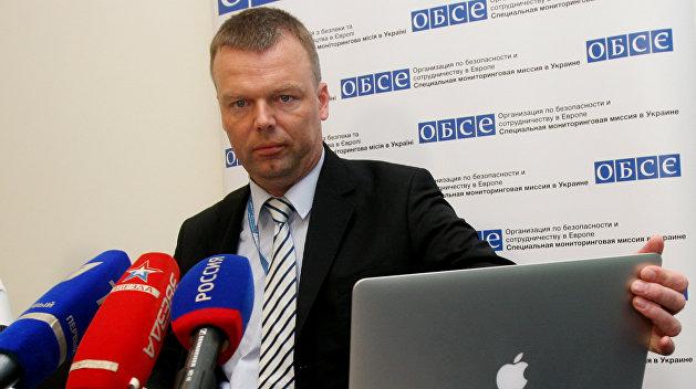 Хуг предрек обострение конфликта в Донбассе