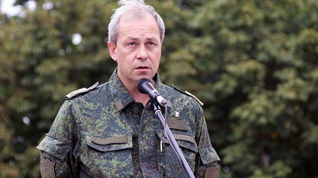ДНР: Украинское наступление означает отказ Киева от минских соглашений
