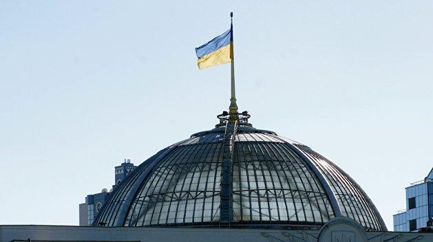 Националисты из«Свободы» проходят впарламент Украины— Опрос