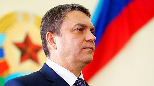 Пасечник назвал свои цели на посту и.о. главы ЛНР