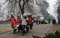 По следам грузинских снайперов Евромайдана