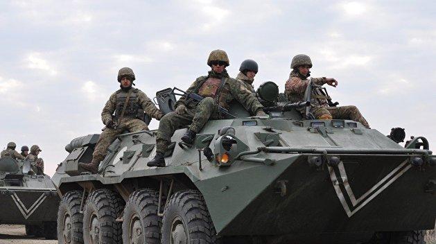 Турчинов рассказал, сколько нейтральной зоны захватили украинцы во время перемирий