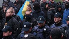 Полиция задержала 38 человек после столкновений под судом над Трухановым