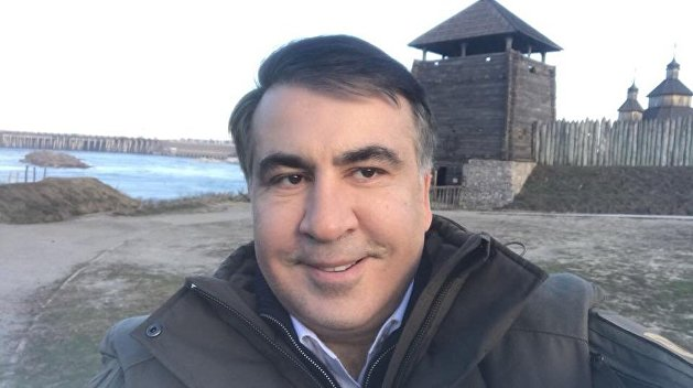 Саакашвили ждет своего ареста по приказу Порошенко
