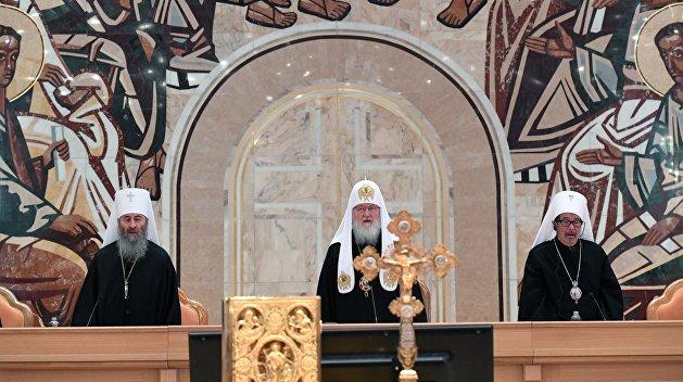 Патриарх Кирилл: Религиозную дискриминацию на Украине хотят узаконить