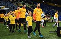 Футболки, пропахшие кровью: соцсети об акции «Шахтера» в поддержку АТО