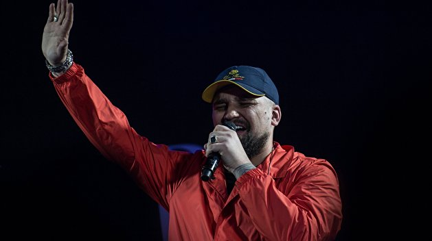Нельзя. Ибаста! Российскому рэперу неудалось пробиться в Украинское государство