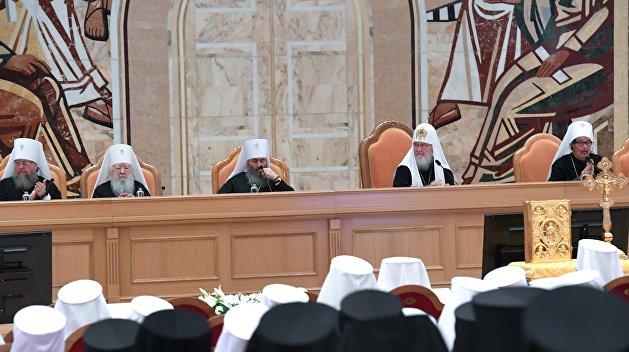 РПЦ создала комиссию для переговоров членами «Киевского патриархата»