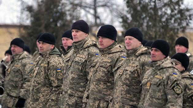 Украинские солдаты обворовывают сами себя