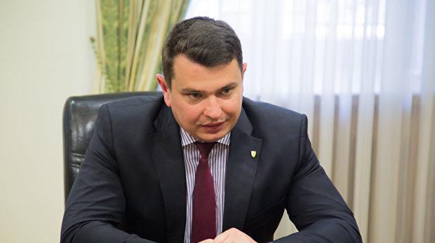 Артем Сытник обвинил СБУ во вредительстве и аморальных действиях