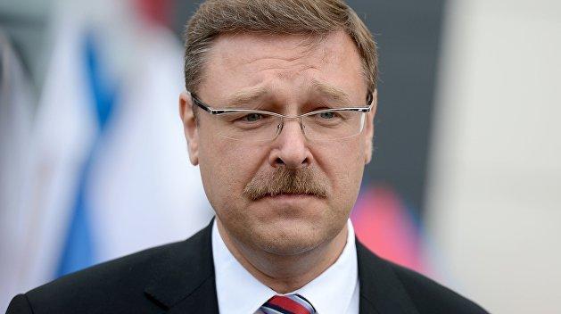 Косачев: Ответственность за срыв Киевом Минских соглашений лежит на Нидерландах