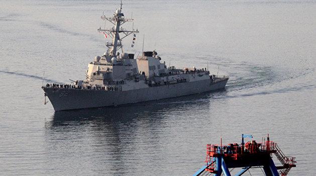 В Совфеде рассказали об украино-американской провокации в Черном море