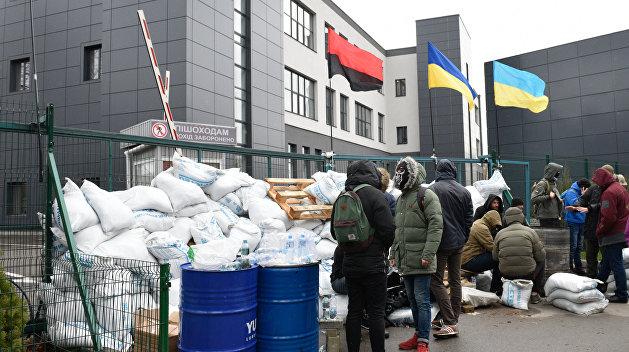 Наступление на свободу слова: как на Украине громили СМИ