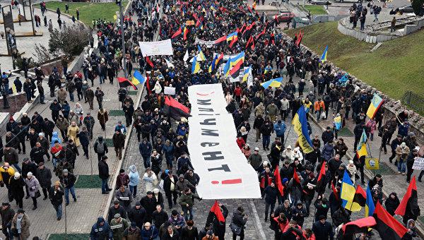 Четыре года президентства Порошенко: над пропастью во лжи