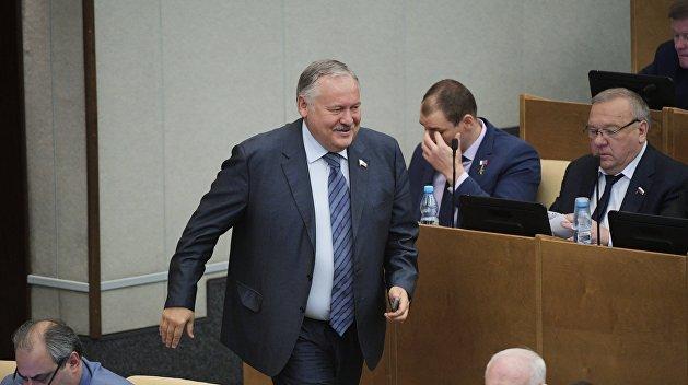 Суд вКиеве позволил спецрасследование вотношении депутата Государственной думы РФКонстантина Затулина