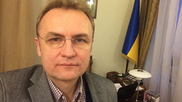 Мэра Львова допросила СБУ