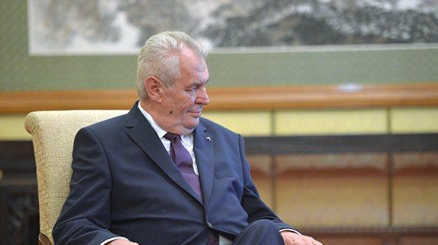 Чехия: раскол из-за антироссийских санкций — РСМД