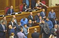 Корнейчук: БПП и «Народный фронт» постоянно подкупают депутатов Рады