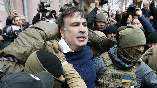 Вадим Рабинович: Арест Саакашвили положил начало смене власти