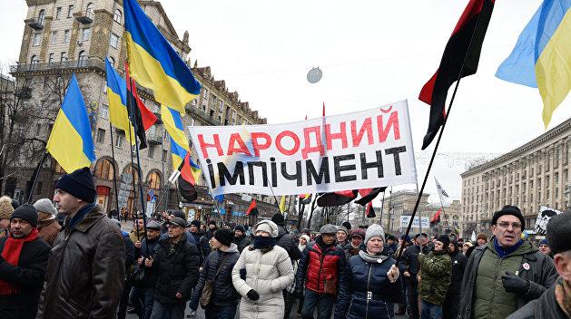 Погребинский: Порошенко мог дать команду ограничить «уличную активность» Саакашвили