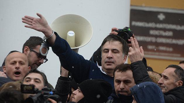 Саакашвили потребовал от НАБУ посадить генпрокурора и главу СБУ