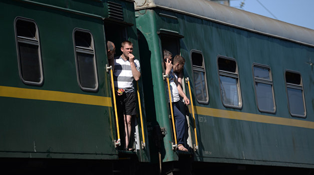 Железнодорожная блокада РФ: глава «Укрзализныци» назвал срок