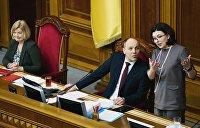 Оксана Сыроид: Луценко стал символом произвола Порошенко