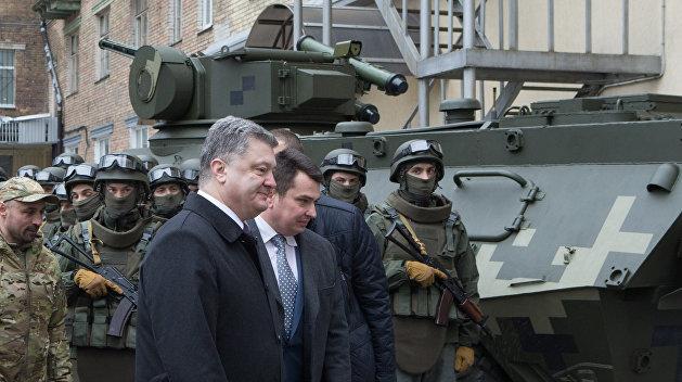 Найем считает, что команда Порошенко пытается нивелировать работу антикоррупционных органов