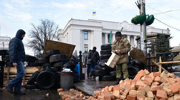 Руслан Бортник: Украина важна для Запада только как буфер на границе с Россией