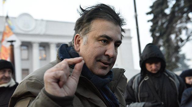 Саакашвили: Мы собираем подписи за импичмент по всей Украине