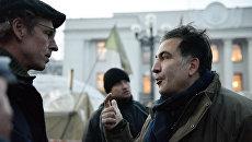 Саакашвили готов пройти тест на детекторе лжи