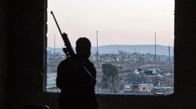 «Взгляд»: На Ближнем Востоке оформилось еще одно террористическое гнездо