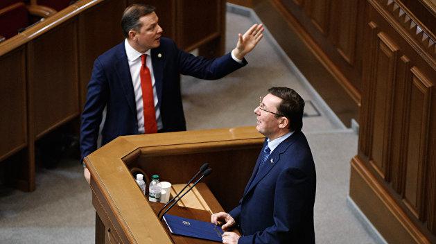 Валентин Наливайченко: Генеральный прокурор зря опубликовал доказательства против Саакашвили