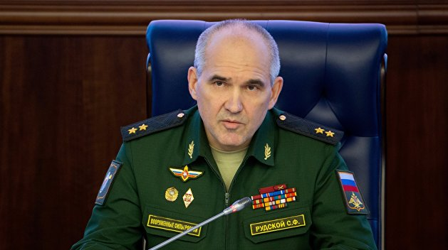 Генштаб РФ объявил о разгроме террористов в Сирии