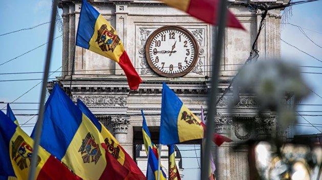 Зарегистрирован проект об объединении Молдавии и Румынии