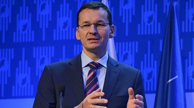 Премьер Польши назвал главную цель «антибандеровского» закона