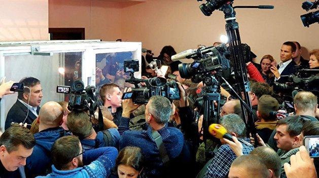 Саакашвили угрожает домашний арест сроком вдва месяца