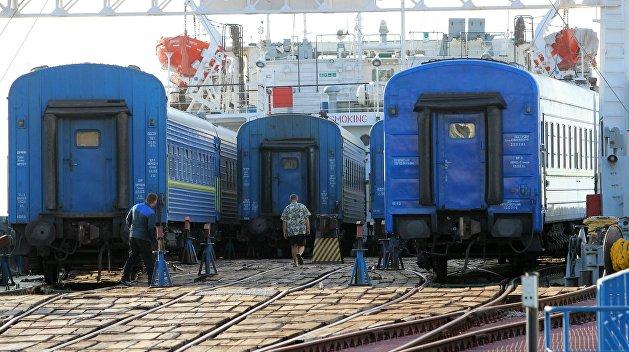 Омелян: вУкраинском государстве готовы отказаться от ж/д сообщения Россией