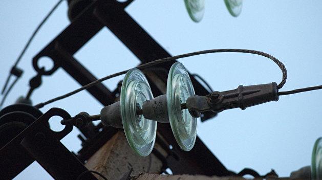 На Украине из-за непогоды без света осталось 43 населенных пункта