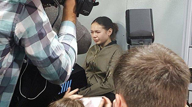 Фигурантка дела оДТП вХарькове сшестью погибшими признала вину