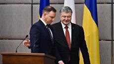 «Загнать занозу поглубже»: Удастся ли Украине разрешить исторический спор с Польшей — RT