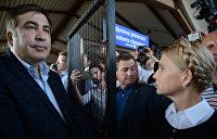 Элитный альянс: депортировавший Саакашвили самолет оказался связан с Порошенко, Левочкиным и Фирташом