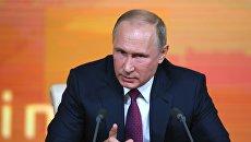 Путин объяснил Собчак, что Россия не допустит повторения у себя украинского сценария
