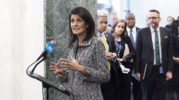 Русские  пранкеры разыграли постпреда США при ООН
