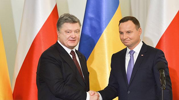 Эксгумация польско-украинских отношений отложена на будущее