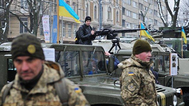 Украинский генерал: Военная техника ВСУ либо устарела, либо непригодна для боя